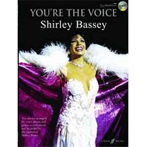 BASSEY SHIRLEY - YOU'RE THE VOICE + CD
