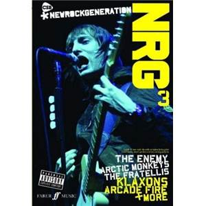 COMPILATION - CHORD SONGBOOK THE NEW ROCK GENERATION VOL.3