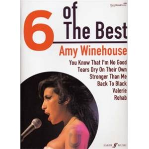 WINEHOUSE AMY - 6 OF THE BEST P/V/G