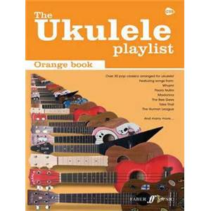 COMPILATION - UKULELE PLAYLIST THE ORANGE BOOK