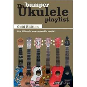 COMPILATION - UKULELE PLAYLIST THE GOLD VOL.CHORD SONGBOOK