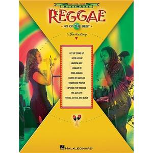 COMPILATION - ULTIMATE REGGAE SONGBOOK P/V/G