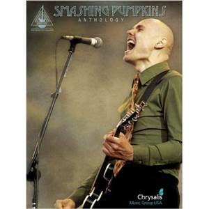 SMASHING PUMPKINS - ANTHOLOGY GUITAR TAB