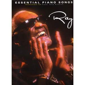 CHARLES RAY - ESSENTIAL PIANO SONGS P/V/G