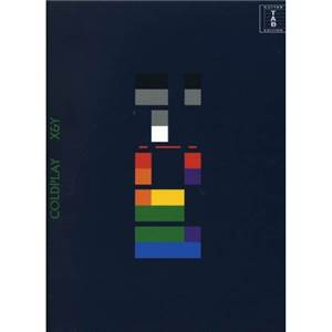 COLDPLAY - X&Y GUITAR TAB