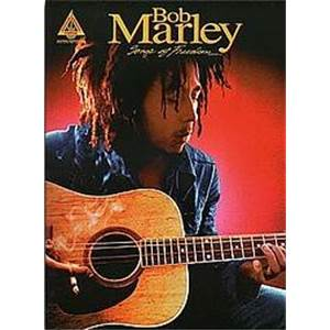 MARLEY BOB - SONG OF FREEDOM GUITAR TAB