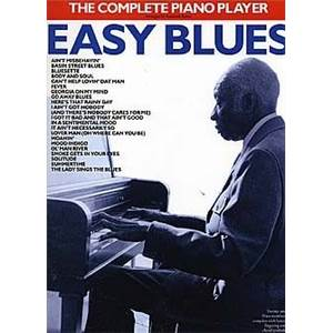 COMPILATION - COMPLETE PIANO PLAYER EASY BLUES
