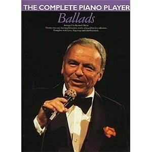COMPILATION - COMPLETE PIANO PLAYER BALLADS