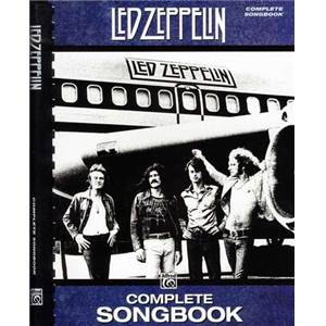 LED ZEPPELIN - JUST COMPLETE REAL BOOK