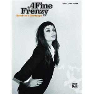 A FINE FRENZY - A FINE FRENZY BOMB IN A BIRDCAGE P/V/G