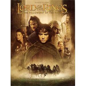 COMPILATION - LORD OF THE RINGS THE FELLOWSHIP OF THE RING B.O. P/V/G