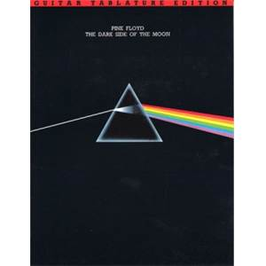 PINK FLOYD - DARK SIDE OF THE MOON GUITAR TAB