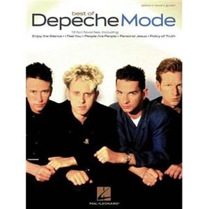 DEPECHE MODE - BEST OF P/V/G