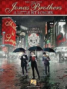 JONAS BROTHERS - A LITTLE BIT LONGER P/V/G