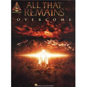 ALL THAT REMAINS - OVERCOME GUIT. TAB.