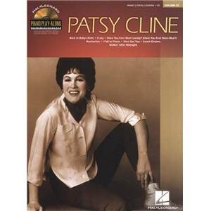 CLINE PATSY - PIANO PLAY ALONG VOL.087 + CD