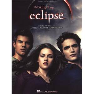 FAMULARO DOM/ BERGAMINI JOE - TWILIGHT 3 : ECLIPSE FROM THE MOTION PICTURE B.O. P/V/G