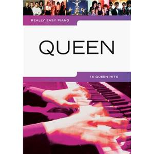 QUEEN - REALLY EASY PIANO 20 TITRES UPDATED