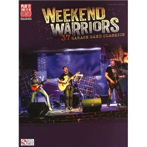 COMPILATION - WEEKEND WARRIORS 37 GARAGE BAND CLASSICS