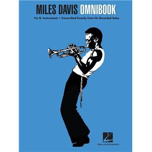 DAVIS MILES - OMNIBOOK FOR BB INSTRUMENTS