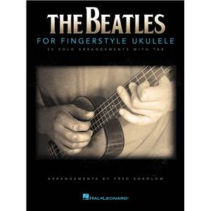 BEATLES - FOR FINGERSTYLE UKULELE TAB