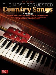 COMPILATION - THE MOST REQUESTED COUNTRY SONGS 47 SONGS P/V/G