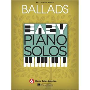 COMPILATION - EASY PIANO SOLOS BALLADS 23 SONGS