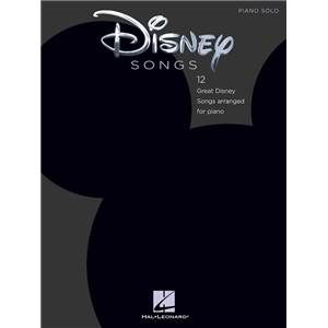 DISNEY - SONGS PIANO SOLO SONGBOOK