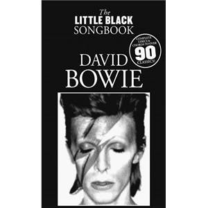 BOWIE DAVID - LITTLE BLACK SONGBOOK PLUS DE 90 CHANSONS