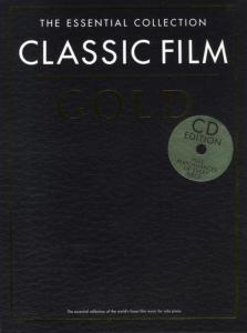 COMPILATION - GOLD CLASSICAL FILM  ESSENTIAL PIANO COLLECTION + CD