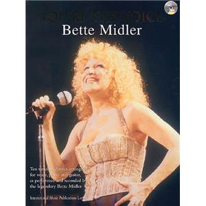 MIDLER BETTE - YOU'RE THE VOICE + CD