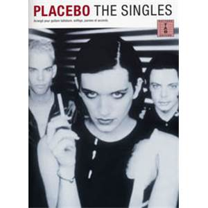 PLACEBO - THE SINGLES GUITAR TAB.