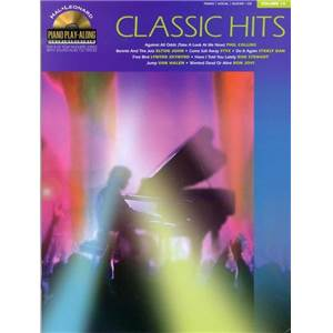 COMPILATION - PIANO PLAY ALONG VOL.014 CLASSIC HITS + CD