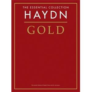 HAYDN JOSEPH - GOLD ESSENTIAL PIANO COLLECTION