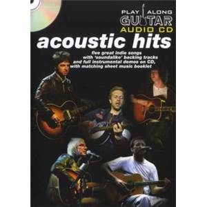 COMPILATION - ACOUSTIC HITS PLAY ALONG GUITAR + CD