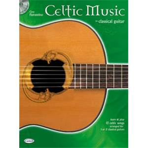 FIORENTINO CIRO - CELTIC MUSIC CLASSICAL GUITAR + CD