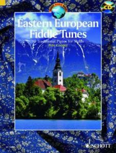 EASTERN EUROPEAN FIDDLE TUNES (80 TRADITIONNELS) + CD - VIOLON