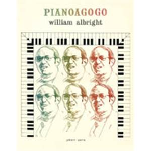 ALBRIGHT WILLIAM - PIANOAGOGO - PIANO