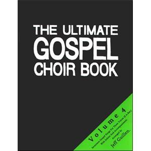 COMPILATION - ULTIMATE GOSPEL CHOIR S.A.T.B. PIANO VOL.4