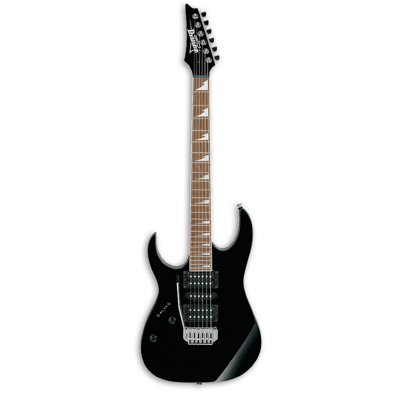 guitare electrique gaucher ibanez grg170dxl bkn. Black Bedroom Furniture Sets. Home Design Ideas