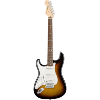 GUITARE ELECTRIQUE FENDER STRASTO GAUCHER ROSEWOOD BROWN SUNBURST