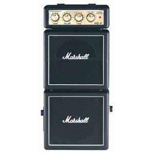 AMPLI GUITARE A PILES MARSHALL MS-4