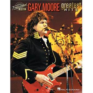 MOORE GARY - GREATEST HITS TRANSCRIBED SCORE
