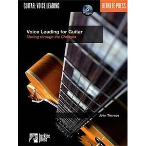 THOMAS JOHN - BERKLEE VOICE LEADING GUITAR + CD