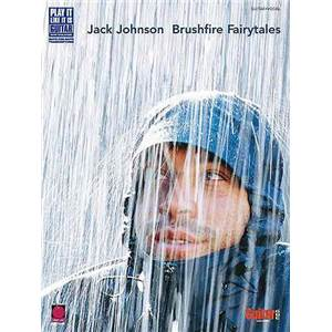 JOHNSON JACK - BRUSHFIRE FAIRYTALES GUITARE TAB.