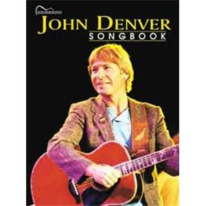 DENVER JOHN - SONGBOOK GUITARE TABLATURES