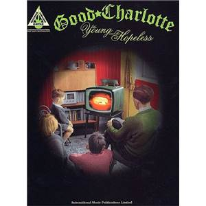 GOOD CHARLOTTE - THE YOUNG AND THE HOPELESS GUIT. TAB.