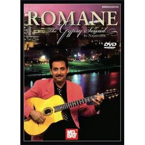 ROMANE - THE GIPSY SOUND IN NASHVILLE DVD