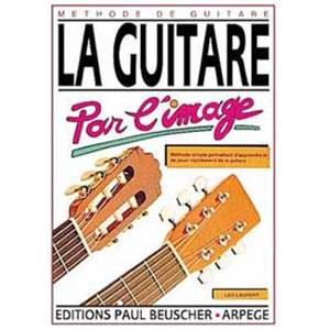 LAURENT LEO - GUITARE PAR L'IMAGE METHODE