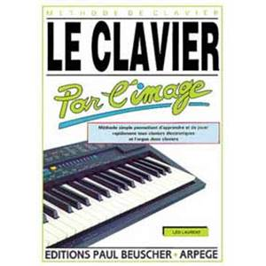 LAURENT LEO - CLAVIER PAR L'IMAGE METHODE